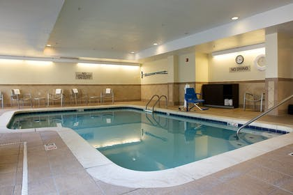 Pool | Springhill Suites By Marriott Baton Rouge South