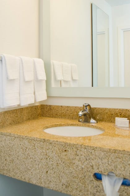 Bathroom | Springhill Suites By Marriott Baton Rouge South