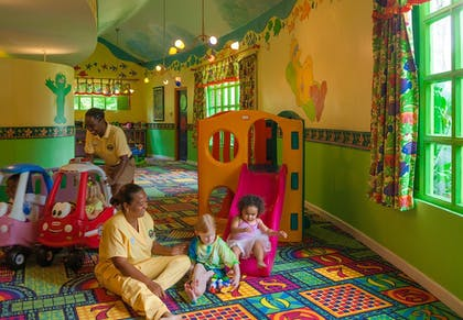 Childrens Play Area - Indoor | Beaches Negril