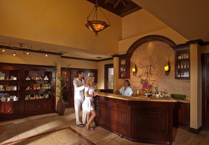 Spa Reception | Beaches Negril