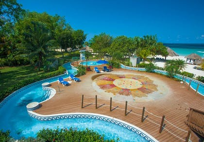 Outdoor Pool | Beaches Negril