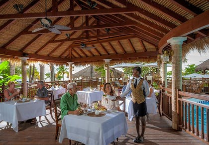 Breakfast Area | Beaches Negril