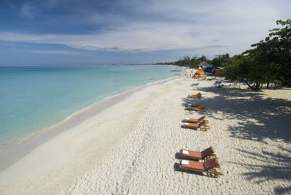 Beach | Grand Pineapple Beach Negril