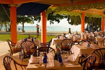 Breakfast Area | Grand Pineapple Beach Negril
