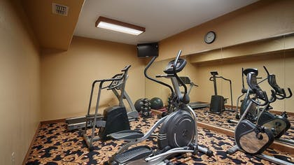 Fitness Facility | SureStay Plus Hotel by Best Western Beeville