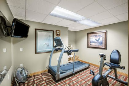 Fitness Facility | AmericInn by Wyndham Pequot Lakes/Jenkins