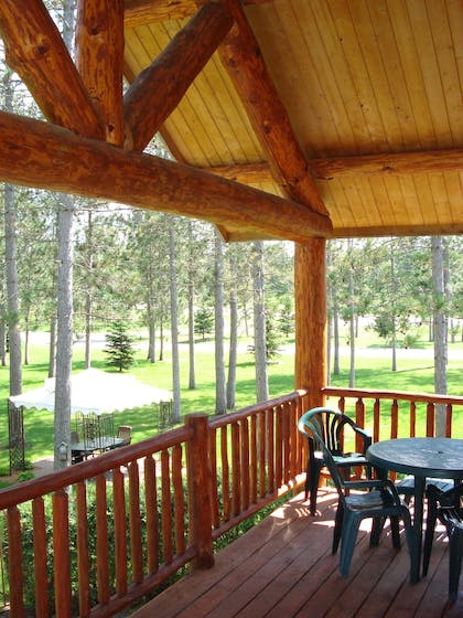 View from Hotel | AmericInn by Wyndham Pequot Lakes/Jenkins