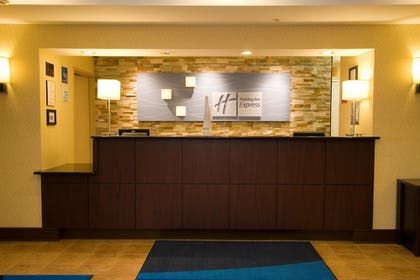 Reception | Holiday Inn Express Hotel & Suites Chicago-Algonquin