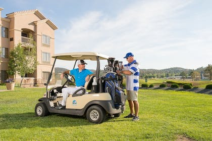 Golf | MCM Elegante Lodge & Suites Ruidoso