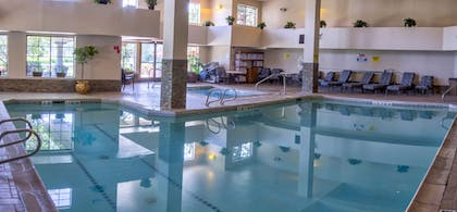 Pool | MCM Elegante Lodge & Suites Ruidoso