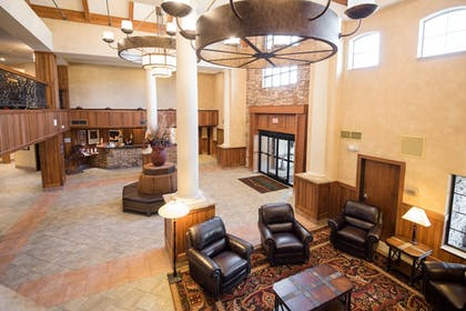 Reception | MCM Elegante Lodge & Suites Ruidoso