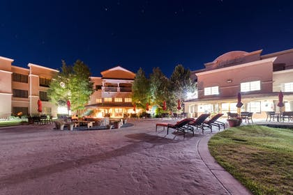 Terrace/Patio | MCM Elegante Lodge & Suites Ruidoso
