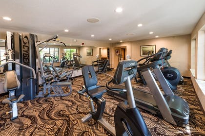 Gym | MCM Elegante Lodge & Suites Ruidoso