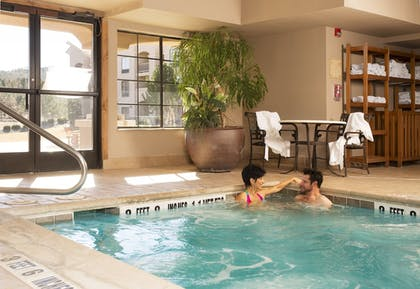 Indoor Spa Tub | MCM Elegante Lodge & Suites Ruidoso