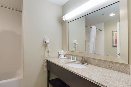 Bathroom | Comfort Suites South Padre Island