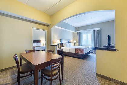 Guestroom | Comfort Suites South Padre Island