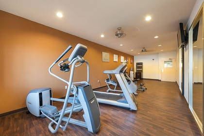 Fitness Facility | Comfort Suites South Padre Island