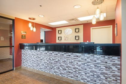 Lobby | Comfort Suites South Padre Island