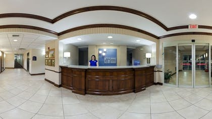 Reception | Holiday Inn Express & Suites Marion