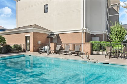 Pool | Holiday Inn Express & Suites Byron