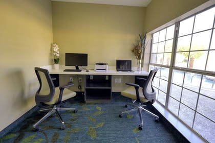 Business Center | Candlewood Suites Dallas - Plano W Medical Ctr