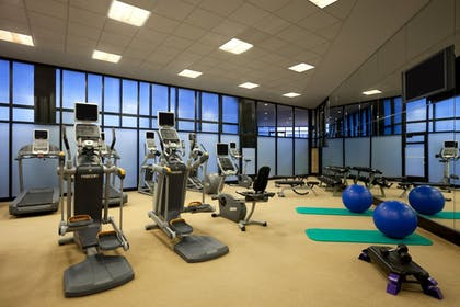 Fitness Facility |  | Caesars Atlantic City