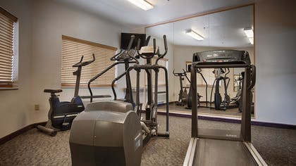 Fitness Facility | Best Western Borger Inn