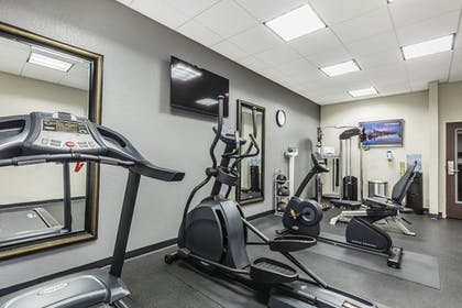Fitness Facility   Best Western Plus Nashville Airport Hotel