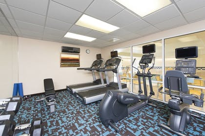 Sports Facility | Fairfield Inn and Suites By Marriott St Charles