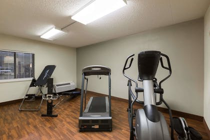 Fitness Facility | Super 8 by Wyndham Wichita North