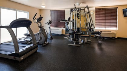 Fitness Facility | Best Western Plus Salinas Valley Inn & Suites