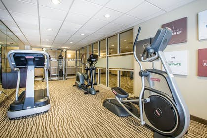 Fitness Facility | Comfort Suites Schiller Park - Chicago O'Hare Airport