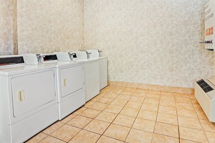 Laundry Room | Days Inn & Suites by Wyndham Monroe