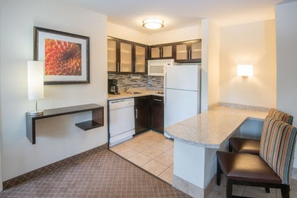 In-Room Kitchenette | Staybridge Suites Columbus-Airport