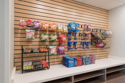 Snack Bar   Holiday Inn Express Hotel & Suites Columbia