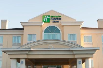 Exterior detail   Holiday Inn Express Hotel & Suites Columbia