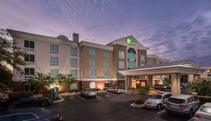 Exterior   Holiday Inn Express Hotel & Suites Columbia