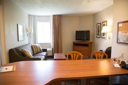 In-Room Amenity | Candlewood Suites Huntersville