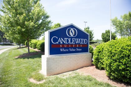 Property Grounds | Candlewood Suites Huntersville