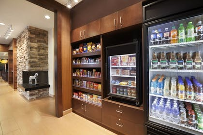 Snack Bar | Fairfield Inn & Suites Lansing West