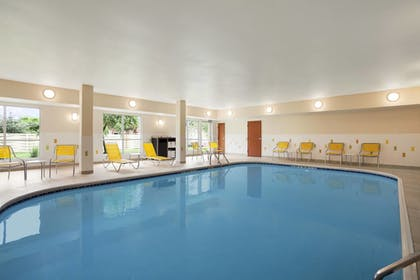 Sports Facility | Fairfield Inn & Suites Lansing West