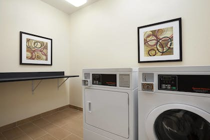 Laundry Room | Fairfield Inn & Suites Lansing West