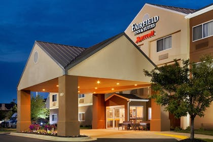 Exterior | Fairfield Inn & Suites Lansing West