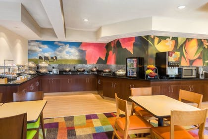 Restaurant | Fairfield Inn & Suites Grand Rapids