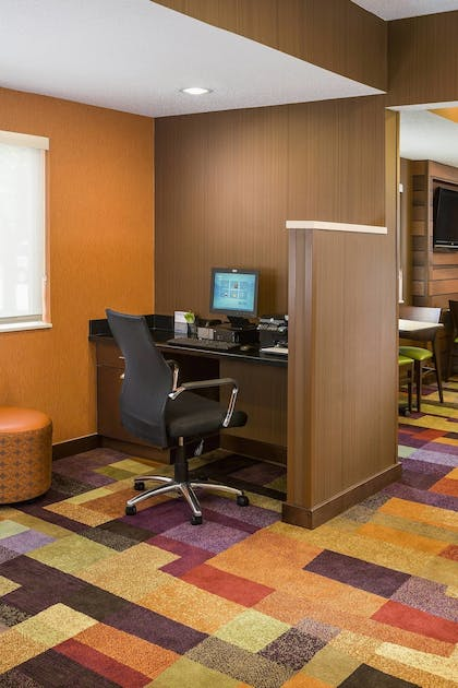 Business Center | Fairfield Inn & Suites Grand Rapids
