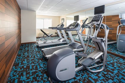 Sports Facility | Fairfield Inn & Suites Grand Rapids