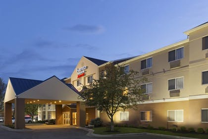 Exterior | Fairfield Inn & Suites Grand Rapids