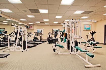 Gym | Harrah's Lake Tahoe