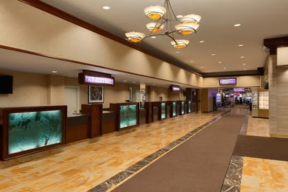 Concierge Desk | Harrah's Lake Tahoe