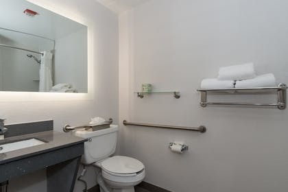 Bathroom | Best Western Plus Pineville-Charlotte South